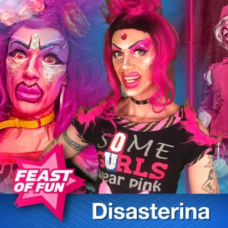 FOF #2561 - Disasterina, the Creature from the Drag Lagoon