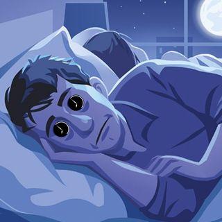 La Condanna della Veglia: la mia esperienza con l'insonnia