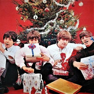 Eclectic Obsessions - The Beatles Christmas Records