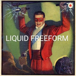 Liquid FreeForm - Pure Heavy Metal