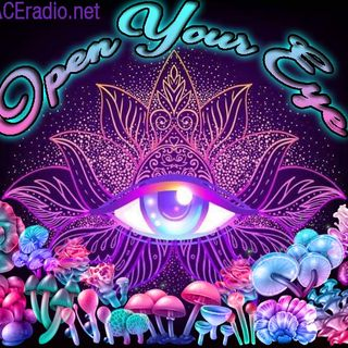 Open Your Eye - Debut Show - Guest_ Shaman Mark Howard