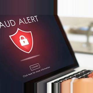 Alerta, posible fraude, texto que agradece el pago de Tenencia y alerta sobre un adeudo viejo.