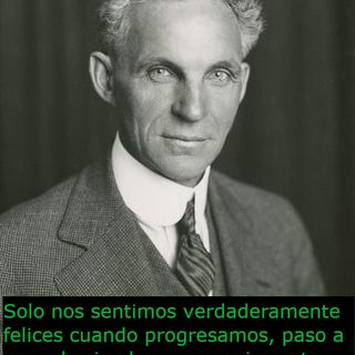 43: SuperLunes 34 - Henry Ford