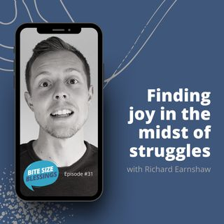 Finding joy in the midst of struggles