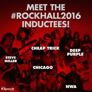 Classic Rock Report Hall Of Fame Recap April 11