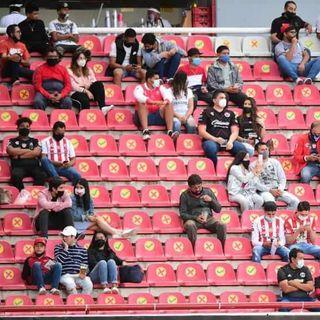 Inicia acceso de aficionados a estadios