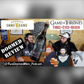Ommegang Three Eyed Raven Dark Saison Ale: Doomed Review