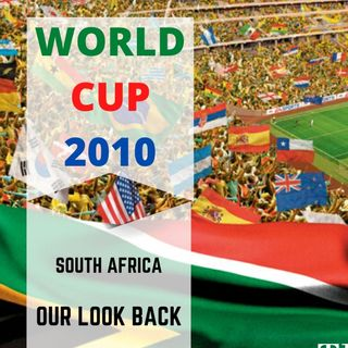 The Club Podcast - World Cup 2010 - Our Look Back