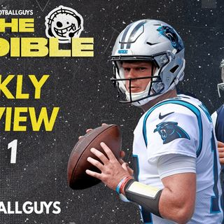The Audible - Week 4 Preview part one - Fantasy Football 2021