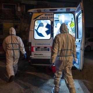 Ambulanze Covid: il viaggio