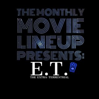 Episode 3: E.T. The Extra-Terrestrial