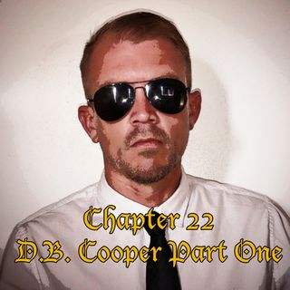 D.B. Cooper: Legend or Rotten Sleazy Crook? Part One