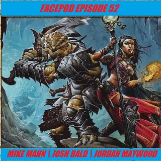 Episode 052 - Jordan Maywood slides in to be your DM.