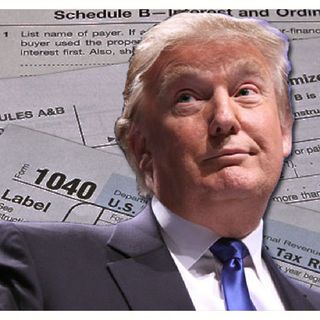 Treasury Secretary Steven Mnuchindenied Giving Up @RealDonaldTrump Taxes. Do You Think It's Their Business? #MAGAFirstNews w/@PeterBoykin