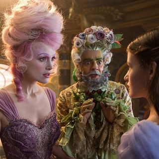 Nutcracker and the Four Realms 2018-11-01