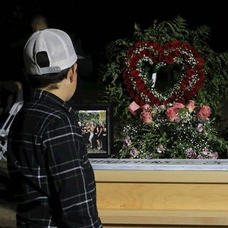 Se realizó el segundo funeral de la familia LeBarón