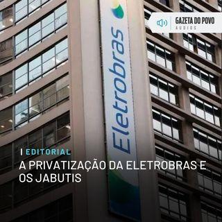 Editorial: A privatização da Eletrobrás e os jabutis