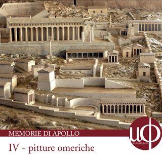Memorie di Apollo - Pitture omeriche - quarta puntata