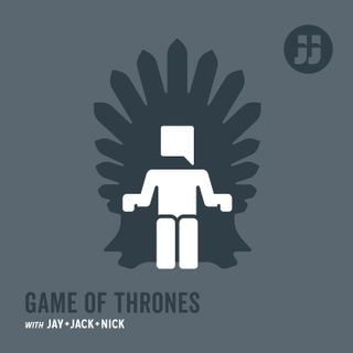 "Game of Thrones with Jay, Jack & Nick: Ep. 5.6 ""The Iron Throne - Live Post-Finale Reactions"""