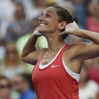 15 - Roberta Vinci for the love of tennis - 20-09-15