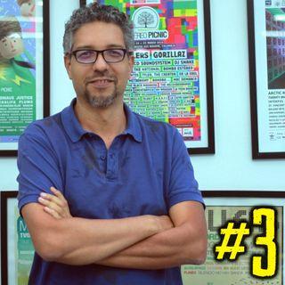 Entrevista | Gabriel García - Sueño Estereo | Parte 3