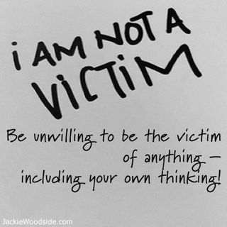 S1:EP25| The Victim Mentality and it's role on the show