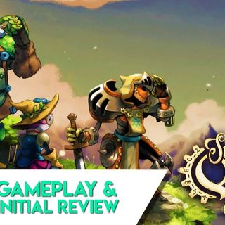 SteamWorld Quest: Hand of Gilgamech Gameplay & Initial Impressions