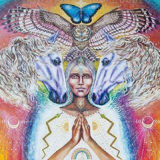 Meditación Arcoiris 8/40 Reactivación Chakra Garganta