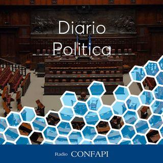Il Diario Della Politica- Intervista a Manlio Di Stefano - 10/05/2021