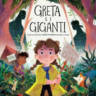 "Andrea Pinchera ""Greta e i giganti"""