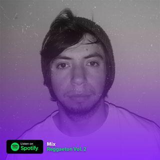 Mix Reggaeton Vol. 2 - Dj Miguel Ramirez