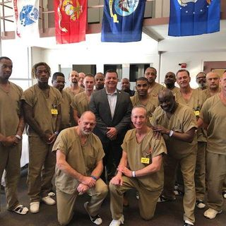EP: 200 Back To Boot Camp For Some Gwinnett County Jail Inmates