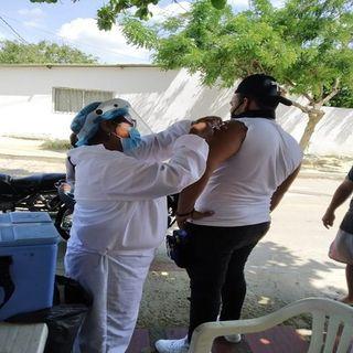 Llegan más dosis a Barranquilla