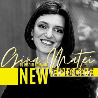 Leader's GAMBIT Ep006 | Interviu cu Gina Matei | Moderator Andreea Pipernea