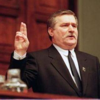 Jakim prezydentem był Lech Wałęsa?