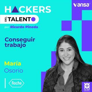 123. Conseguir trabajo- María Juliana Osorio (Roche) - Lado B