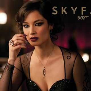 ESOTERIC HOLLYWOOD: Skyfall and Quantum of Solace/The Alchemy of 007