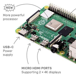 The tasty new Raspberry Pi 4 is finally here!