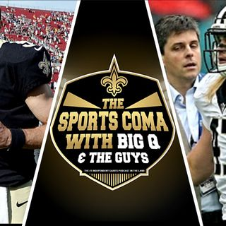 #Saints News TSC #428 Brees Out  For 6 Weeks & More News