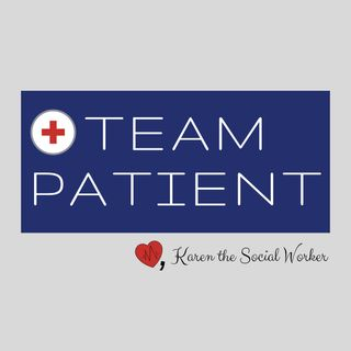 Intro - Team Patient Podcast
