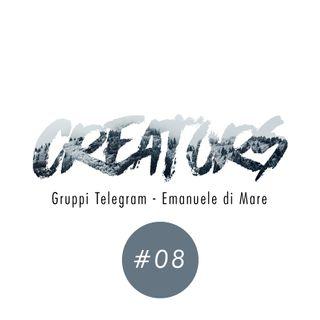 #08 GRUPPI DI FOTOGRAFIA SU TELEGRAM - con Emanuele di Mare