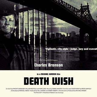 On Trial: Death Wish (1974)