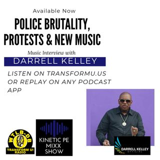Interview with Darrell Kelly - Police Brutality