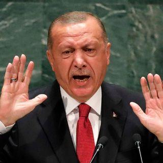 Erdogan Amaldiçoa Israel E Sofrerá As Consequências