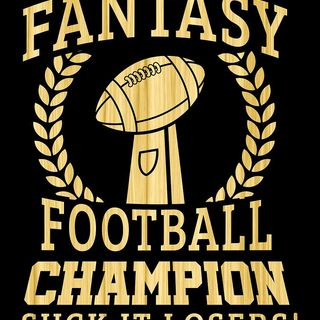 Fantasy Football's QB's and RB's : Episode 1