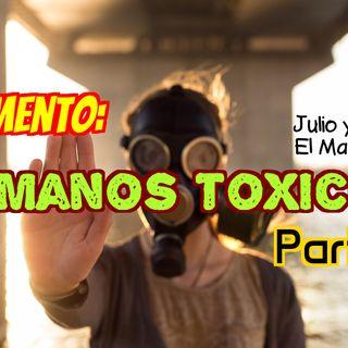 Segmento: Humanos toxicos parte 2.