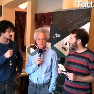 """Tutto Qui - martedì 16 ottobre: Live da Cuneo per Biennale della Democrazia con lo spettacolo di Federcio Rampini """"Linee Rosse"""""""