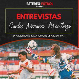 """Entrevista Con Carlos Fernando Navarro Montoya """"El Mono"""""""