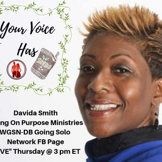 Your Voice Has A Seed with Davida Smith
