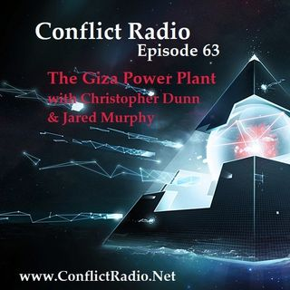 Episode 63  Lost Technologies  The Giza Power Plant with Christopher Dunn